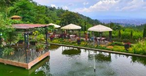 Cafe cantik ala pedesaaan Eropa di Bandung - Ngopi Di Kebon