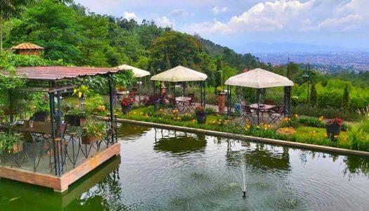 Cafe cantik ala pedesaaan Eropa di Bandung – Ngopi Di Kebon
