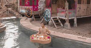 Hotel Instagramable murmer ala kampung Gypsy di Jogja! -  La Luna Resort
