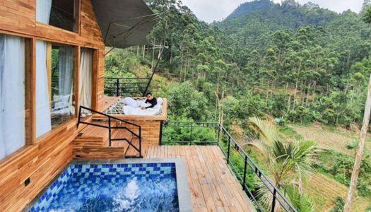 Staycation santai di tengah sejuknya Bandung Selatan – Glamping Legok Kondang Lodge, Ciwidey