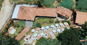 Di Bogor bisa piknik asyik tepi danau sambil kulineran! - Warung Tepi Danau