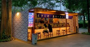 """[New!] Kedai ramen tersembunyi di Tangerang, mirip di Jepang asli! - Sai Ramen """"再ラーメン"""""""
