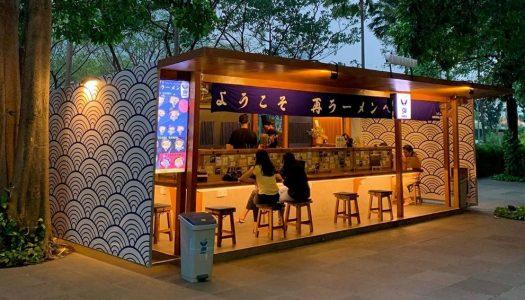 """[New!] Kedai ramen tersembunyi di Tangerang, mirip di Jepang asli! – Sai Ramen """"再ラーメン"""""""