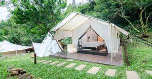 7 tempat glamping tengah hutan di dekat Jakarta!