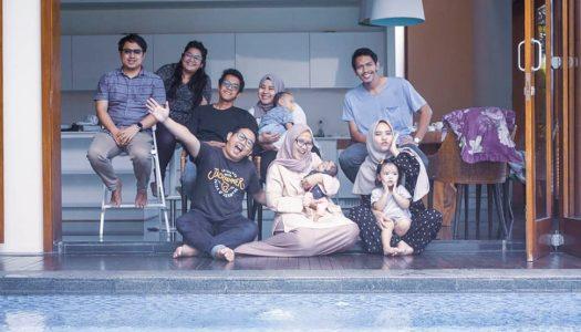 7 Villa di Bandung & Lembang dengan kolam pribadi di bawah 250 ribu/orang