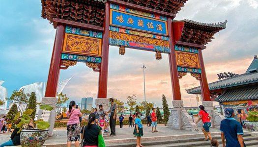 Pantjoran PIK: Jakarta rasa Tiongkok!: Tempat nongkrong baru ala Chinatown yang Instagramable dengan aneka kuliner tradisional Tiongkok nan menggoda