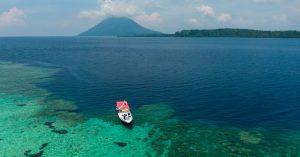 35 Tempat wisata alam terindah di Sulawesi Utara yang belum banyak orang tahu