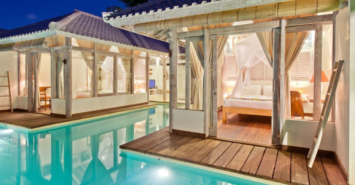 8 uber cool airbnb villas to stay in bali. Black Bedroom Furniture Sets. Home Design Ideas