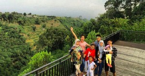 20 family hotels in Bandung where your kids can play and seek adventure