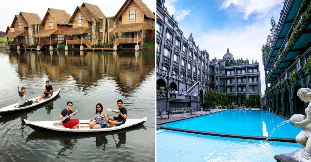 16 cool hotels around Bandung for an extraordinary vacation you never thought possible