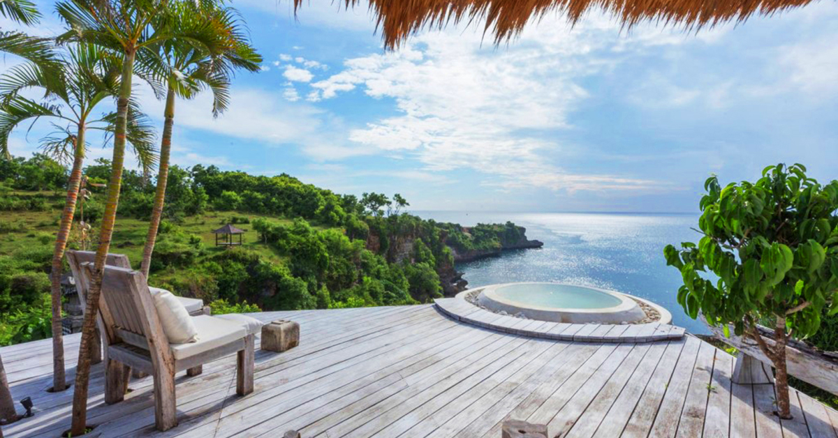 8 Airbnb Bali Villas With Gorgeous Infinity Pools You Can Stay Under 85