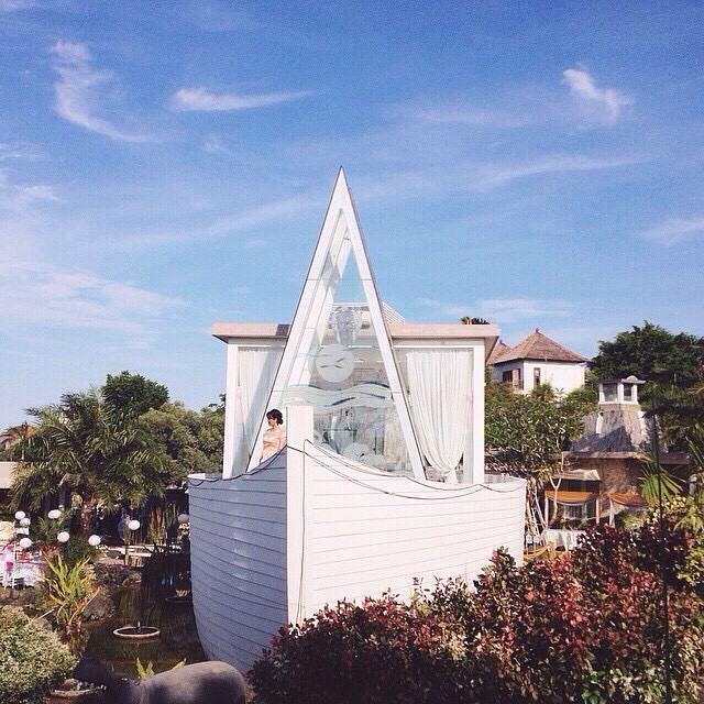 Noah Villa Has Its Own Chapel Too So If Youre Thinking Of Having Your Wedding Ceremony And Honeymoon At The Same Place You Know Where To Go