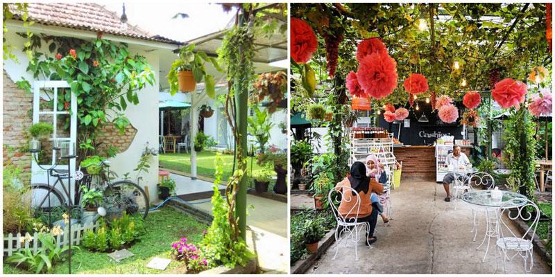 Berkunjung Ke Kafe Ini Anda Pasti Otomatis Ingin Berkeliling Melihat Lihat Terlebih Dahulu Ketimbang Langsung Memilih Tempat Duduk