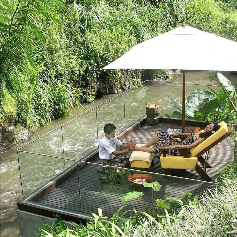 Foot Fish Spa Bali