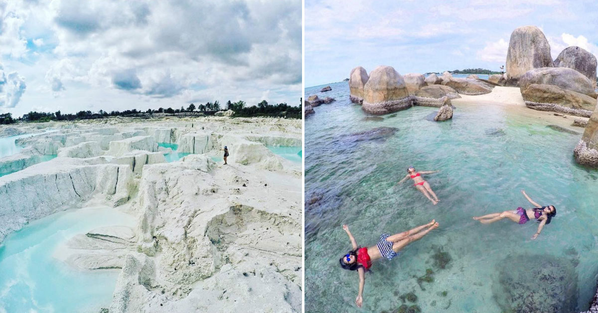 The complete guide to Belitung Island an affordable