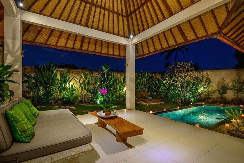 Nestled In The Laidback Canggu Pandan Tree Villa Is A Place Where You Can Still Enjoy Beach And Spectacular Bali Sunset Without Having To Endure