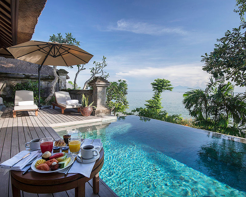18 Romantic Bali Villas With Private Infinity Pools Perfect For Couples