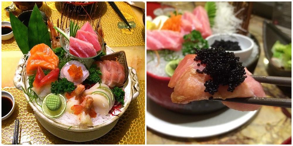 4-1 sashimi via lindaaaks, gayatrixlw