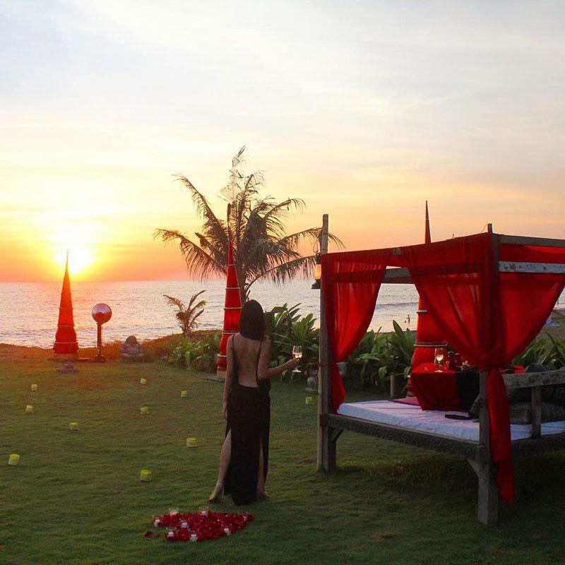 11 Most Romantic Private Fine Dining Experiences In Bali