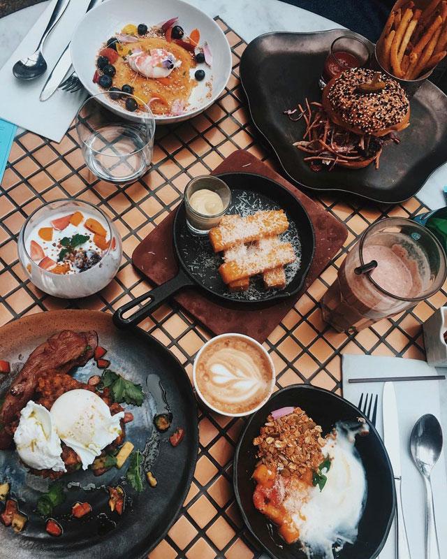 Dessert Di 13 Cafe Dan Restoran Di Jakarta Ini Terlalu Indah Untuk