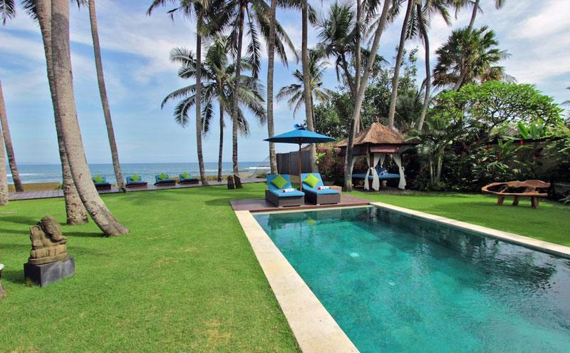 10 luxury beachfront private pool villas in bali for an ultra rh indonesia tripcanvas co