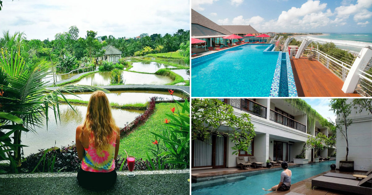 16 Stylish affordable hotels in central Bali under $50