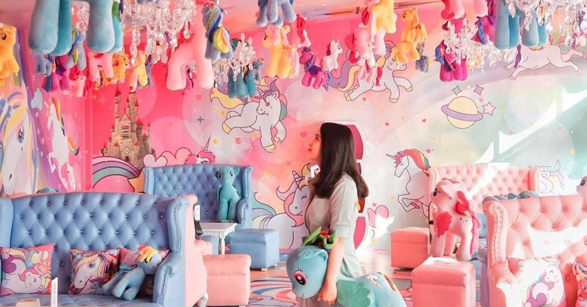 19 Unique Themed Restaurants In Jakarta That Take You Into The Worlds Of Harry Potter My Little Pony And More