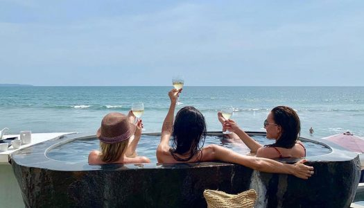 Where to stay in Canggu? 9 Best affordable hotels with a view near beach and trendy cafes to enjoy Bali's hipster spot!