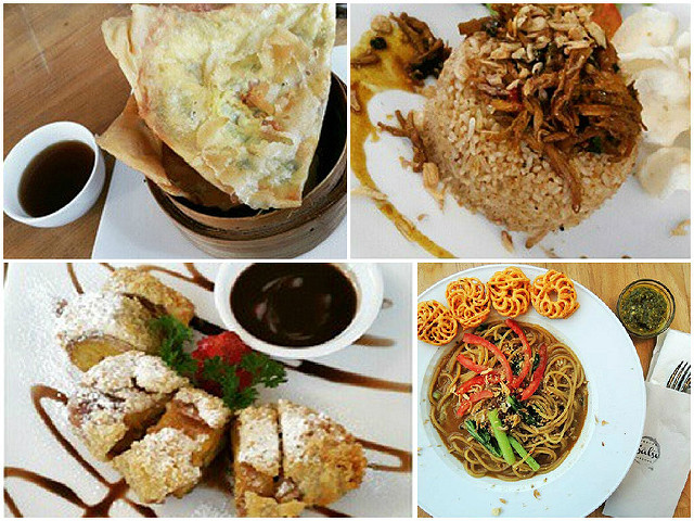 6 warung salse food