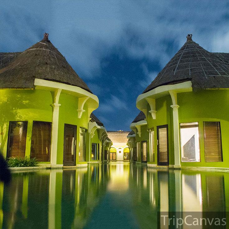 Villa seminyak pool 2