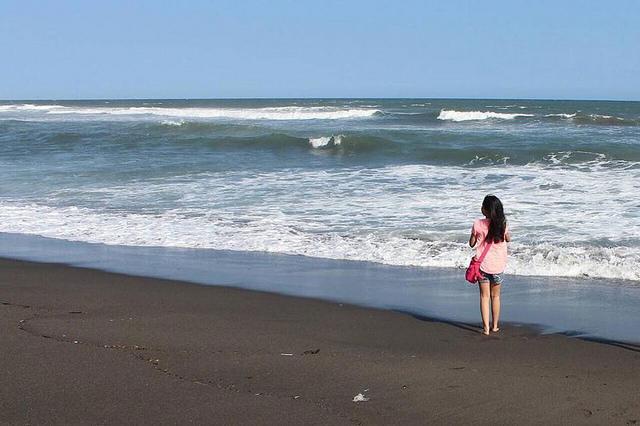 Pandansari Beach