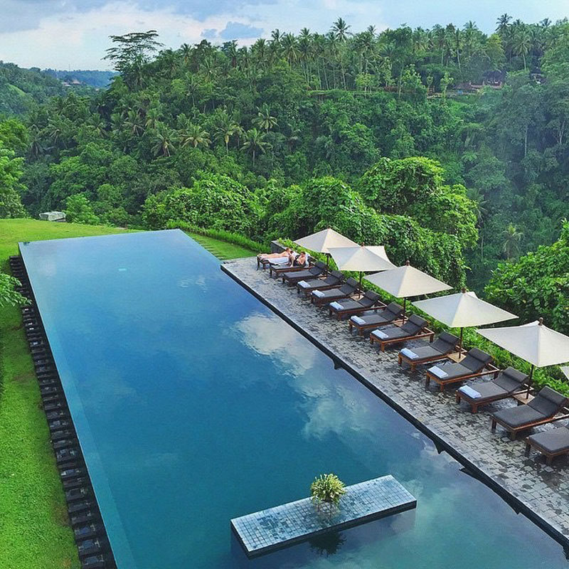 Alila Ubud Swimming Pool