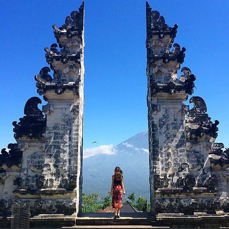 16 Stunningly Beautiful Instagram Worthy Places In Bali You