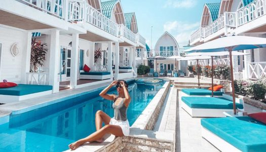 21 Beachfront hotels in Gili Trawangan, Meno and Air for under $100!