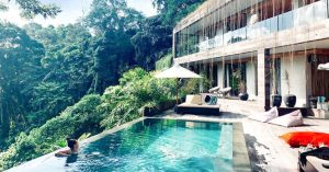 Villa Chameleon – The most enchanted jungle villa in Bali!: Stunning nature retreat with an infinity pool by the valley!